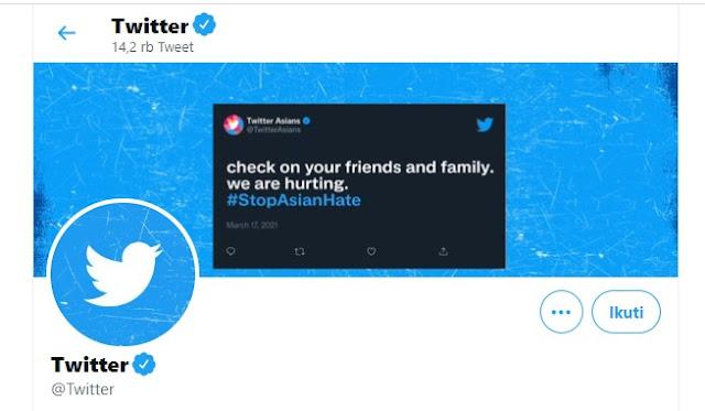 Pengertian Twitter Handle dan Telegram Handle
