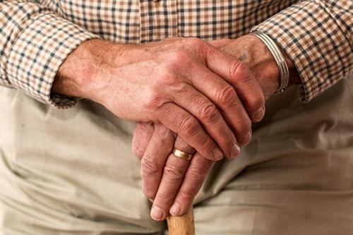 Parkinson vejez