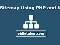 Cara Membuat Sitemap Website Sendiri Menggunakan PHP