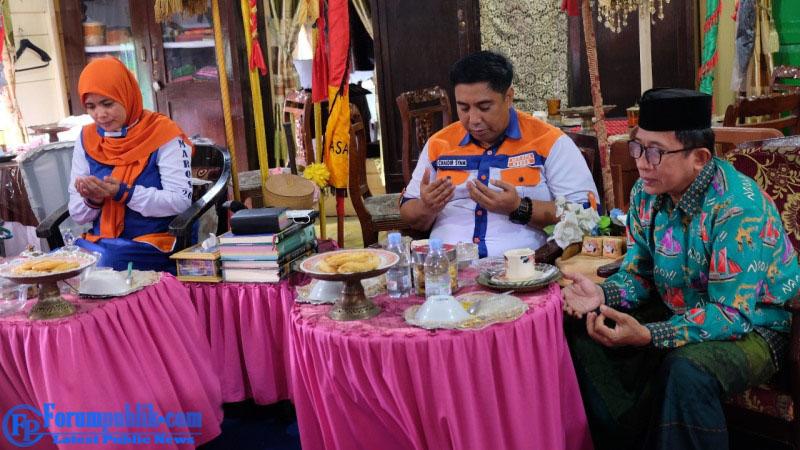 Bacalon Bupati, Wabup Maros: Chaidir dan Suhartina Bohari Mohon Doa Restu dan Dukungan