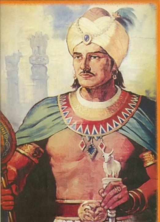 great king ashoka