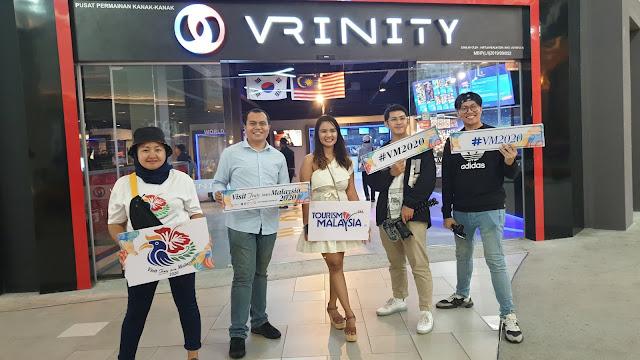 Vrinity Malaysia, Medini Mall