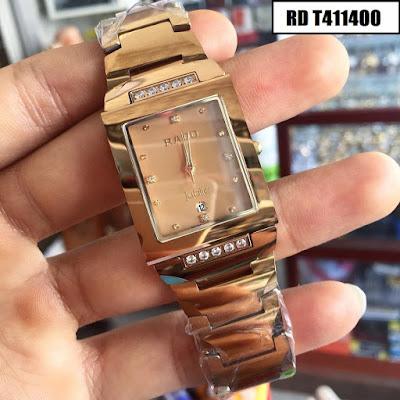 Đồng hồ nam cao cấp dây đá ceramic RD T411400