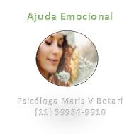 Ajuda Emocional e Psicológica ❖Psicologa Sp, São Paulo, Vila Mariana.