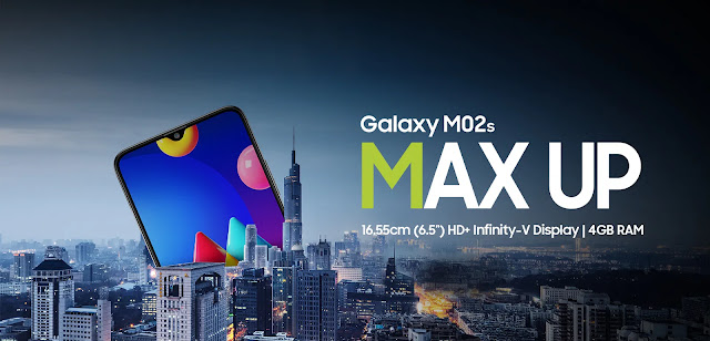Samsung's Galaxy M02s To Launch Soon: Samsung's First Launch of 2021 - Check Features and Specifications | TechNeg