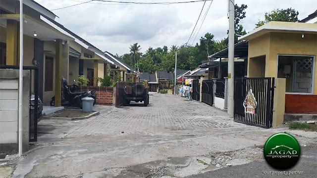 Perumahan di Bangunjiwo dekat UMY