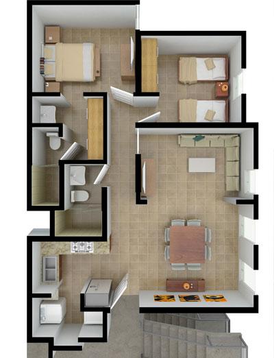 Oring Phil (oringphil) on Pinterest - plan maison 3d gratuit