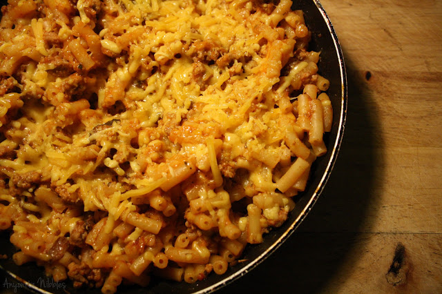 Skilled Macaroni Bolognese (Hamburger Helper Copycat)