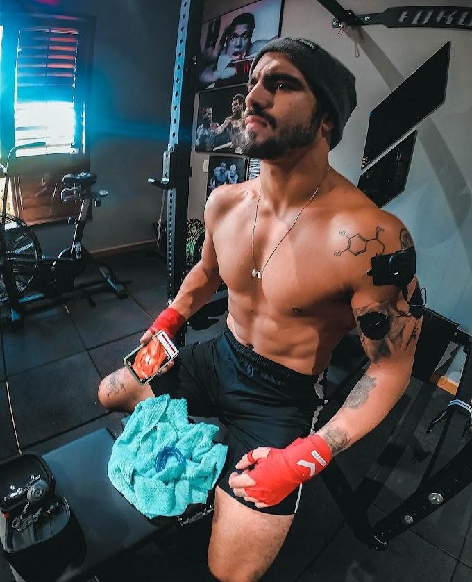 """Caio Castro é Rock, na nova novela das 21h """"A Dona do Pedaço"""""""