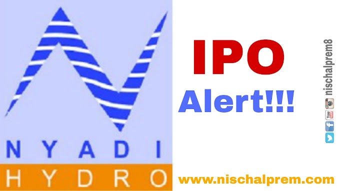 Nyadi Hydropower  Limited subsidary of BPC issues IPO to public