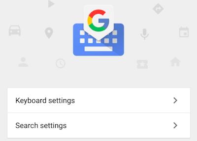 Gboard  untuk Android