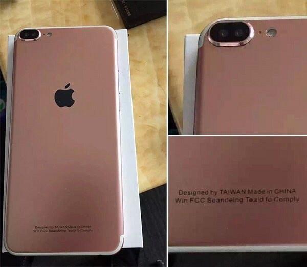 اطلاق النسخة الصينية من أيفون 7 قبل صدوره رسميا