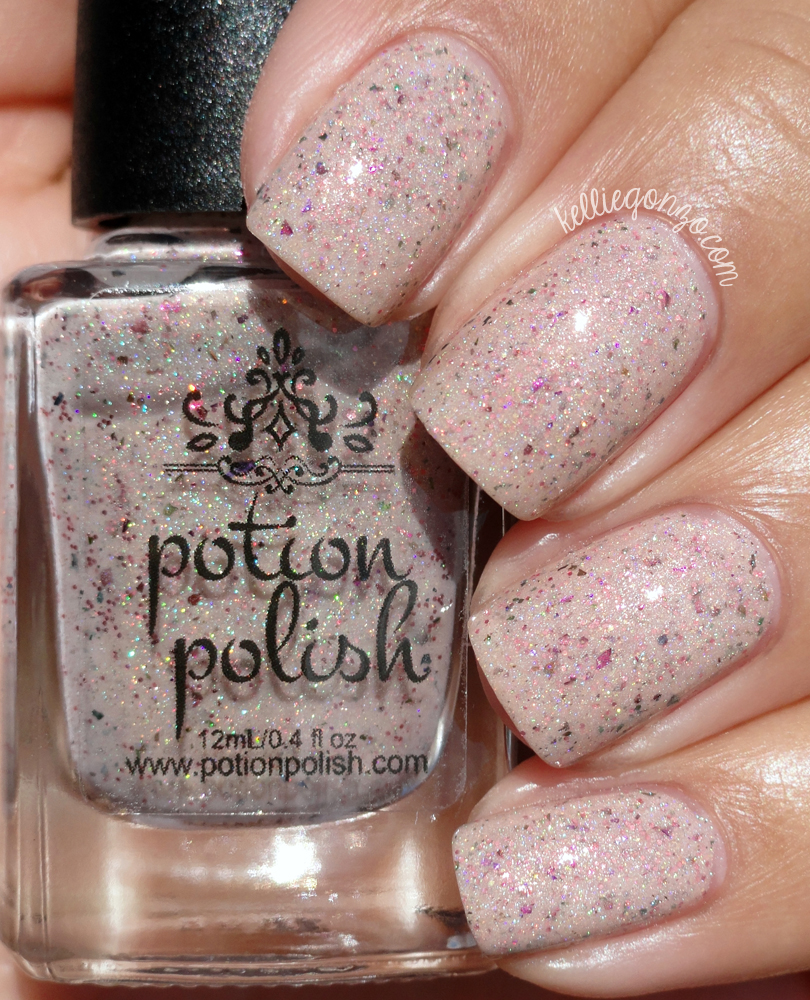 Potion Polish Shimmering Flats