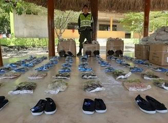 Mercancías de contrabando por $300 millones incautadas en el Cesar