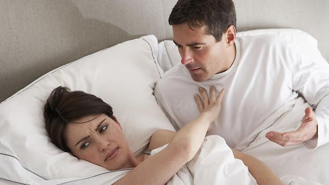 Istri Menolak Ajakan Suami Bercinta, Inilah Hukumnya Dalam Islam