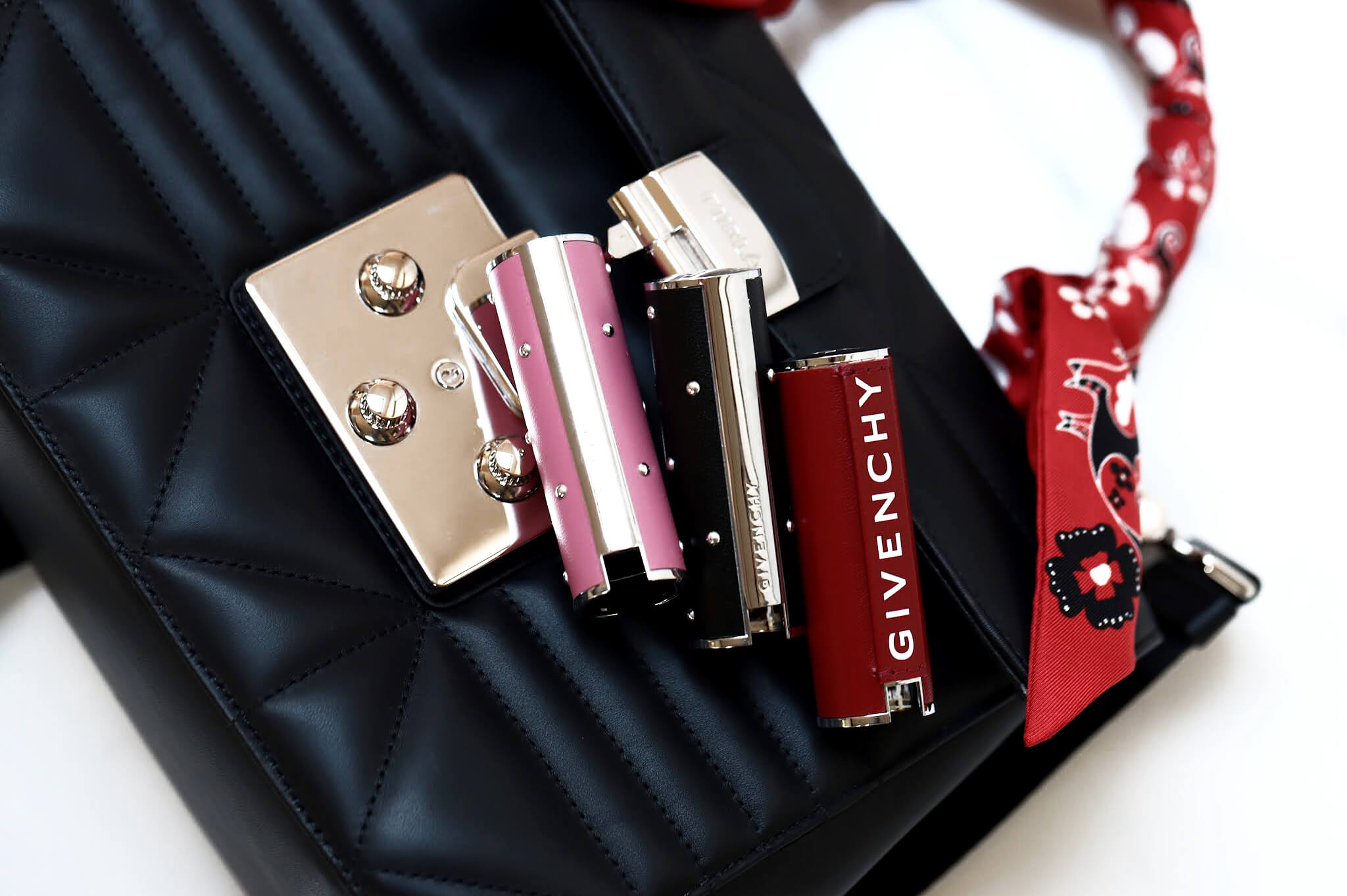 Givenchy Le Rouge Etui Clouté