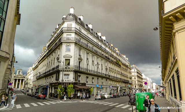 Paris, Rue La Fayette