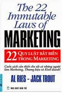 [Ebook] 22 quy luật bất biến trong marketing