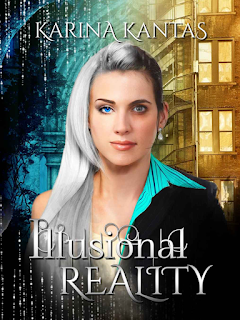 Illusional Reality by Karina Kantas on Amazon