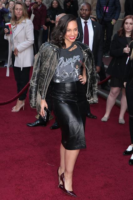 Alicia Keys – 2015 Billboard Women in Music Event