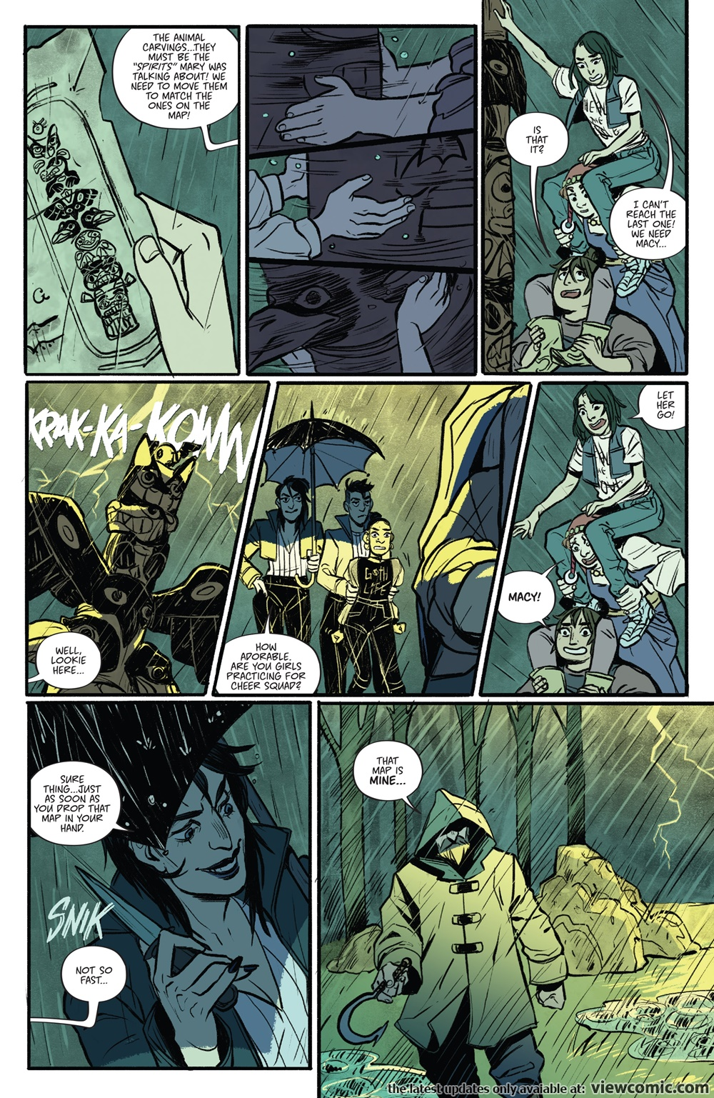 Misfit City 004 (2017)  | Vietcomic.net reading comics online for free