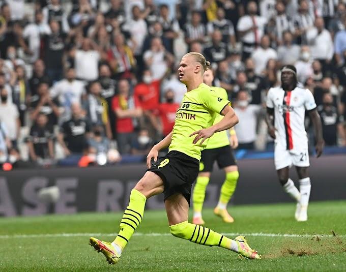 A incrível capacidade de Erling Haaland em fazer gols
