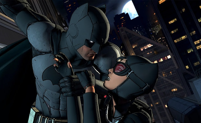 Análise Batman The Telltale Series