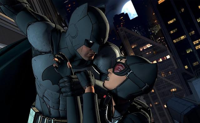 Análise Batman The Telltale Series