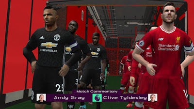 PES 6 Premier League Mod & Scoreboard by Sharp87