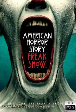 American Horror Story: Freak Show (Temporada 4) [720p] [Latino-Ingles] [MEGA]