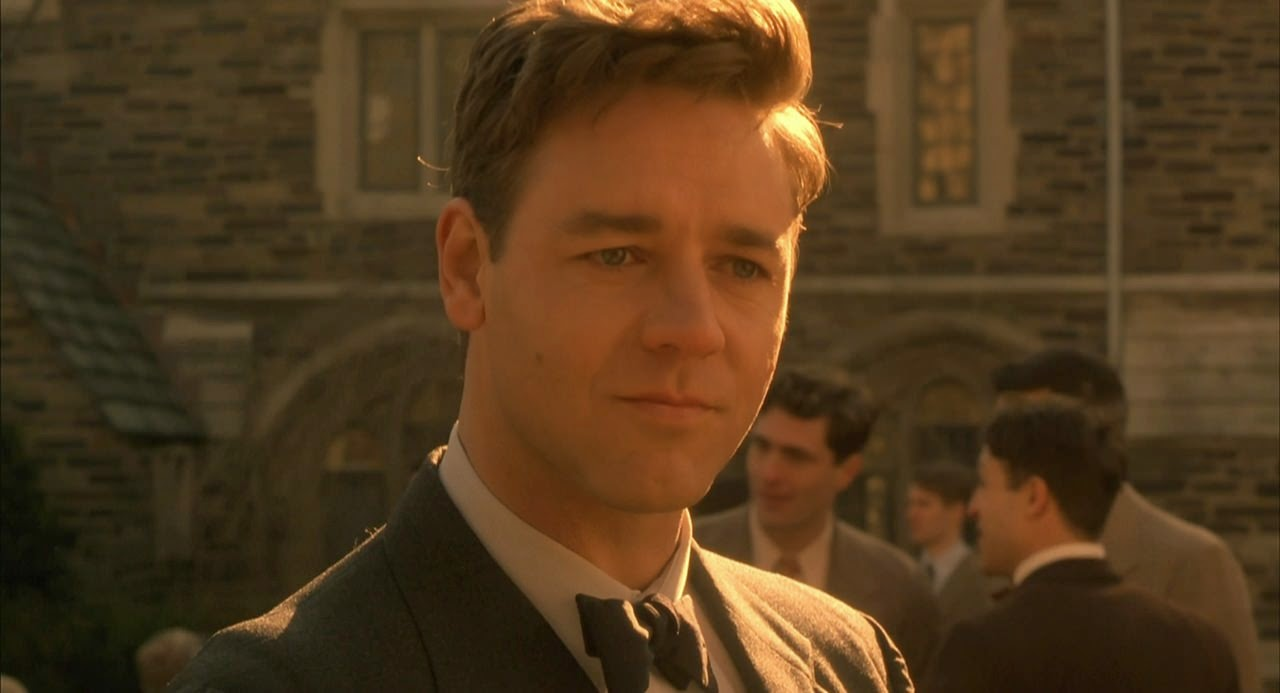 a beautiful mind russell crowe
