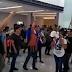 Irrumpen en centros de compras de Nicaragua y claman libertad y justicia.