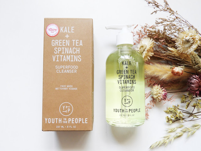 Youth To The People Superfood Cleanser review