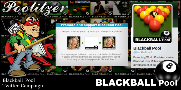 twitter campaign blackball pool