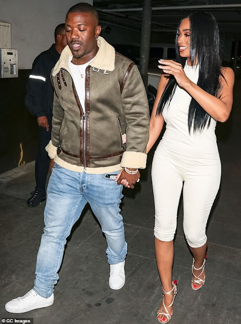 """Princess Love"" flies for divorces from Ray J months after they welcomed their second child"