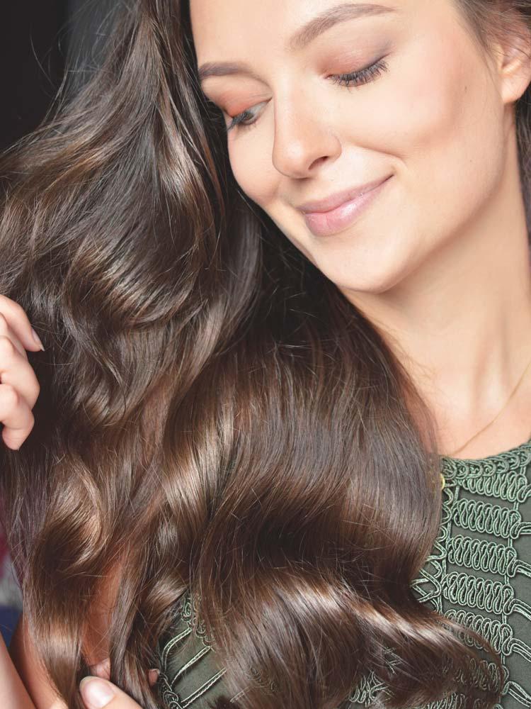 błędy w olejowaniu włosów