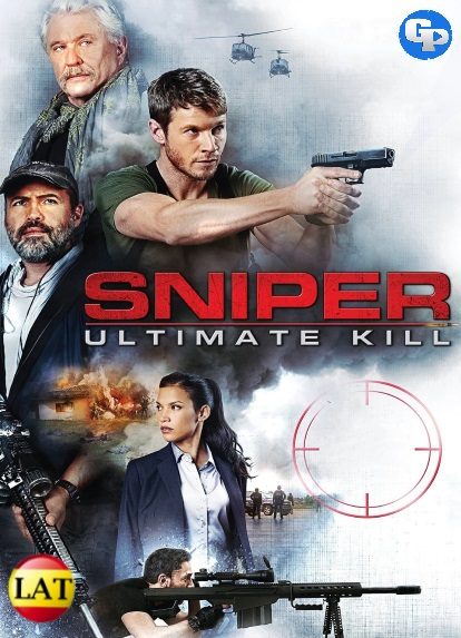 Sniper: Ultimate Kill (2017) LATINO