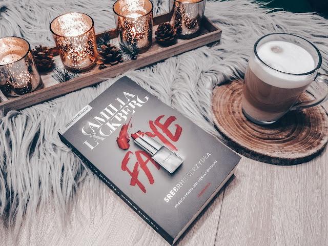 Thriller | Faye. Srebrne skrzydła, Camilla Lackberg