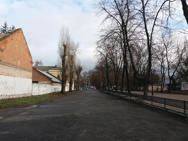 Провулок Садовий (Кременчук) © Oleh Kushch, CC-BY-SA-4.0