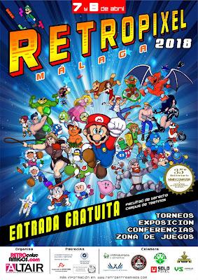 Retropixel 2018 (Málaga)