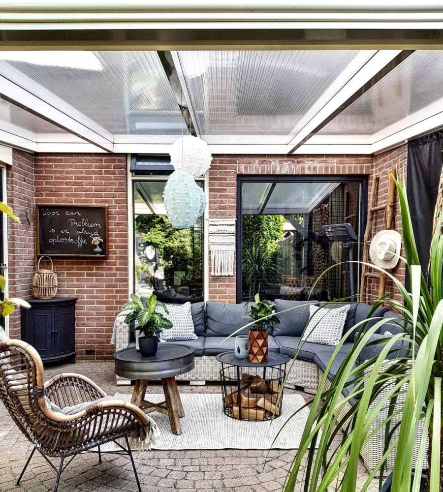 Aranżacja w indywidualnym stylu, wystrój wnętrz, wnętrza, urządzanie domu, dekoracje wnętrz, aranżacja wnętrz, inspiracje wnętrz,interior design , dom i wnętrze, aranżacja mieszkania, modne wnętrza, styl loftowy, loft, styl skandynawski, Scandinavian style, styl industrialny, industrial style, vintage, taras, weranda, patio, meble tarasowe