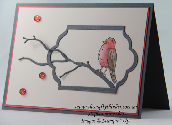 #thecraftythinker, #cardmaking, #makeacardsendacard, #stampinup, Color Me Happy, Stampin' Blends, Stampin' Up Australia Demonstrator, Stephanie Fischer, Sydney NSW