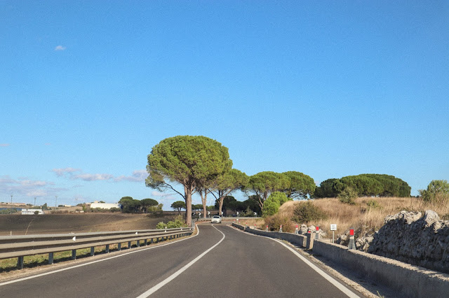 Hiring a car for road trip in Puglia, Italy