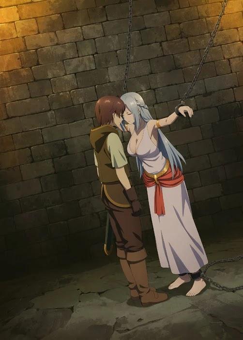 Light Novel The Hidden Dungeon Only I Can Enter Dapatkan Serial Anime