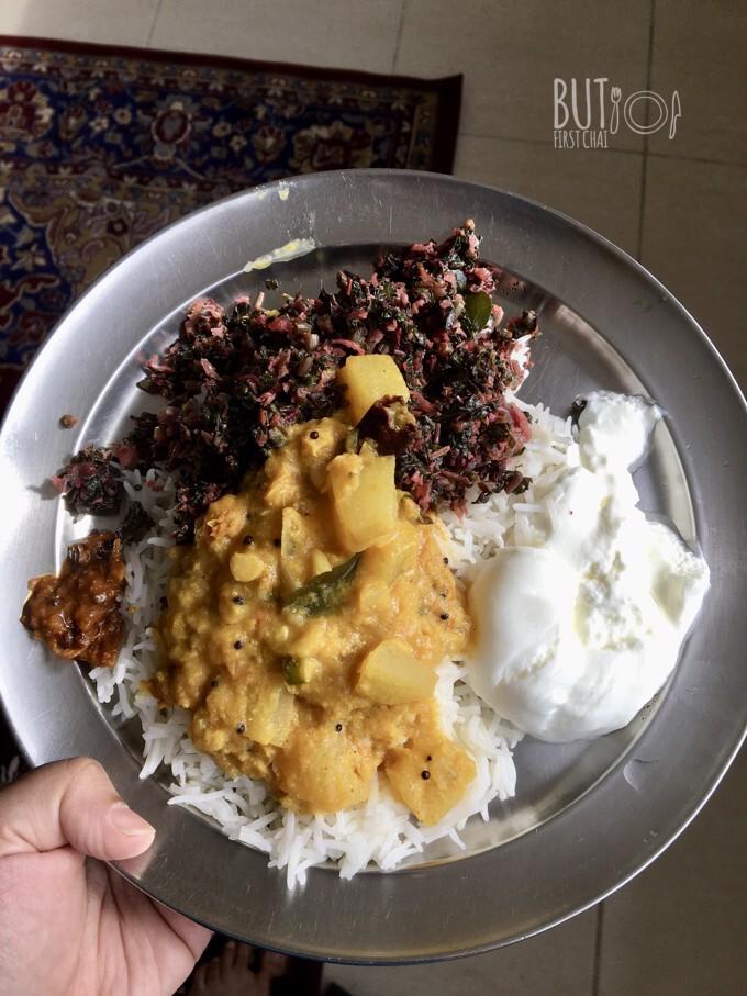 Kumbalanga Parippu Curry | Ash Gourd Dal