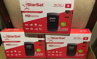 مواصفات و سعر رسيفر STARSAT SR T30 mini
