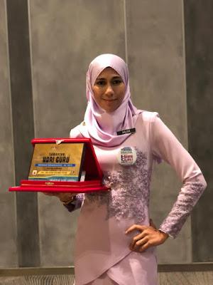 Guru Adiwira Wilayah Persekutuan Putrajaya  Cikgu Hilda binti Hilmi  SK Putrajaya, WP Putrajaya