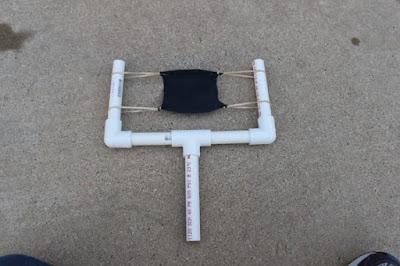 brinquedo feito com cano de pvc