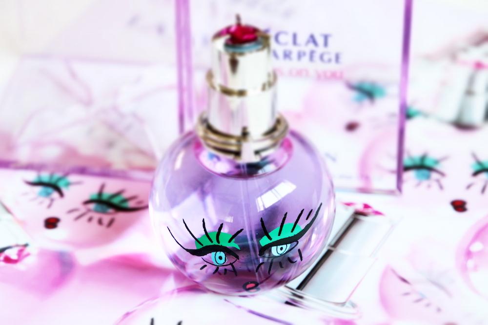 lanvin eclat d'arpege eyes on you parfum femme avis test