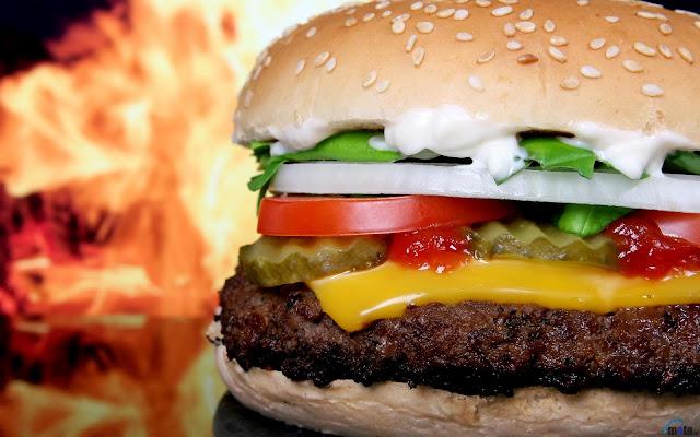 Resultado de imagem para hamburguer hd